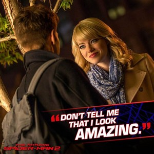 The Amazing Spider-Man 2 - Peter and Gwen