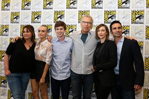 The Bates Motel at Comic-Con 2014