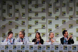 The Bates Motel at Comic-Con 2014