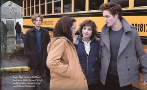 The Cullens and Bella