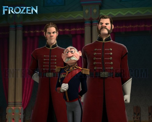 frozen fondo de pantalla entitled The Duke of Weselton fondo de pantalla