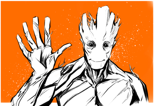 The Guardians [Groot]