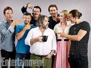 The Hobbit Casts PJ