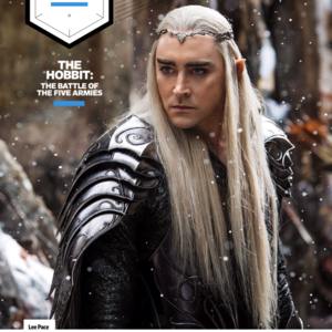 The Hobbit: The Battle Of The Five Armies Comic Con Image