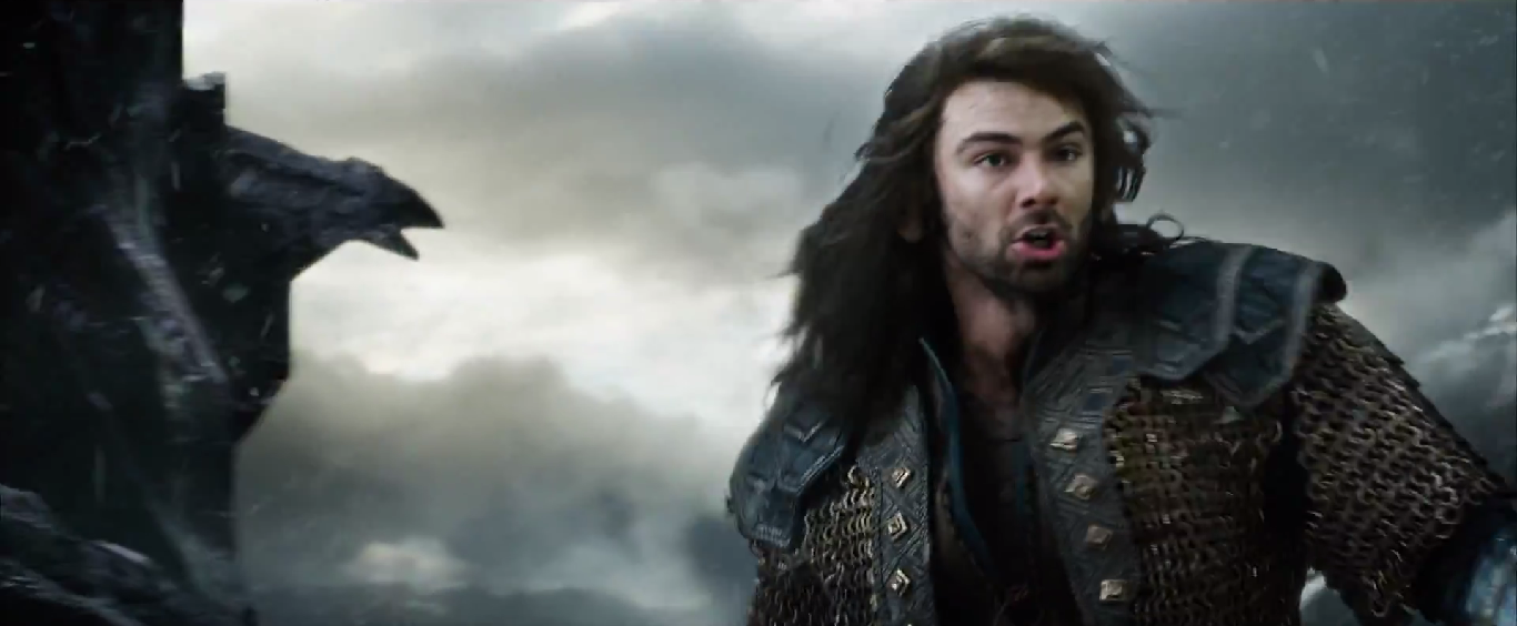 The Hobbit: The Battle Of The Five Armies - Teaser Trailer ...