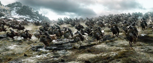 The Hobbit: The Battle Of The Five Armies - Teaser Trailer Screencaps