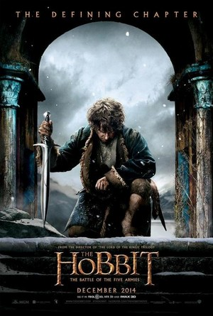 The Hobbit: The Battle of Five Armies - Poster