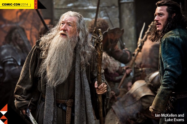The Hobbit: The Battle of The Five Armies Comic Con First foto