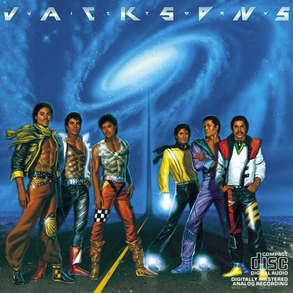 The Jacksons Self-Tiled Release On C.D.