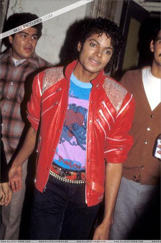 The Legemdary Michael Jackson