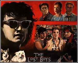 The lost Boys art