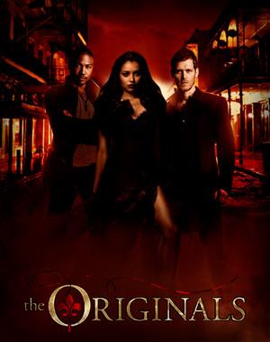 The Originals with Bonnie