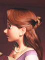 The reyna (Rapunzel's mother)