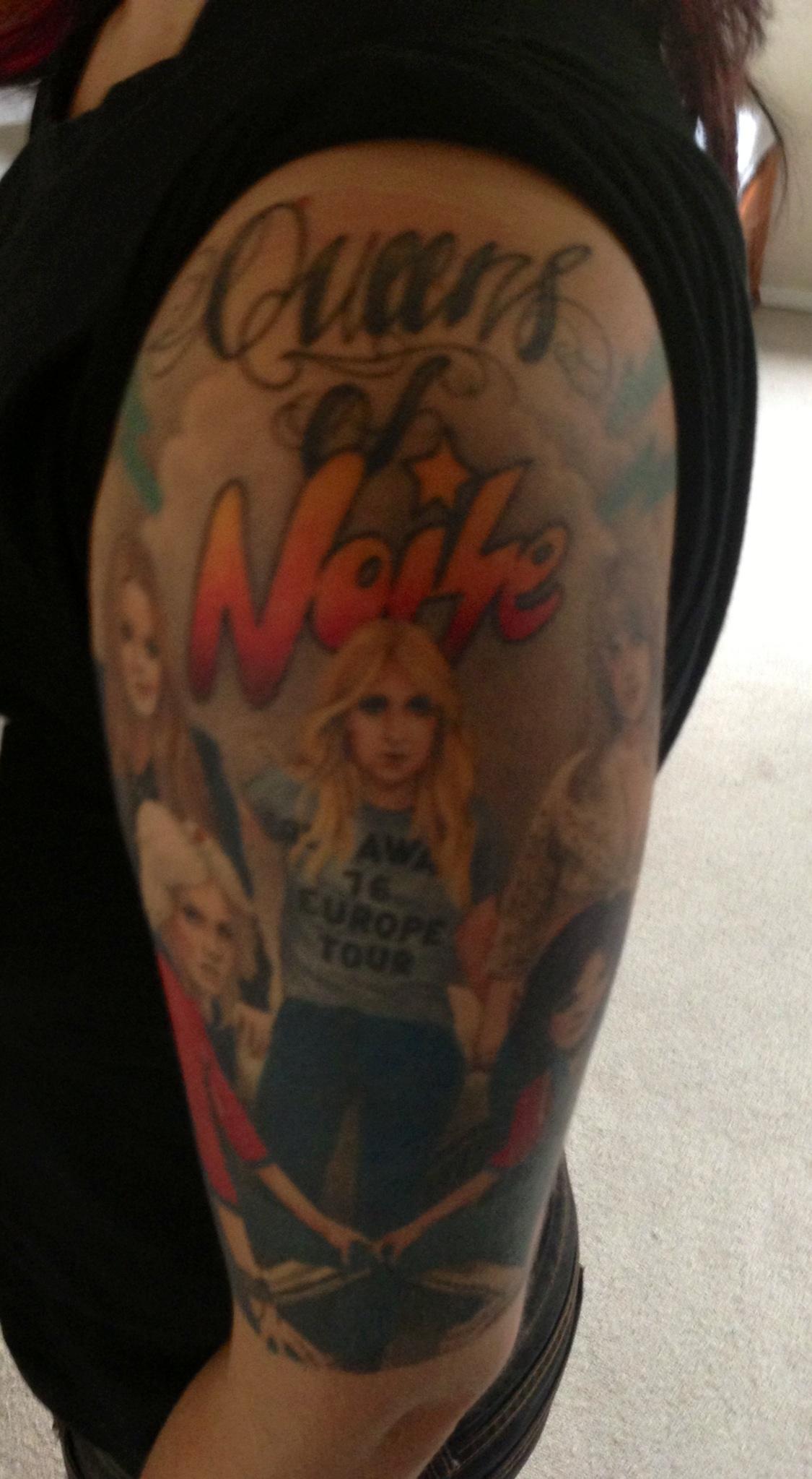 The Runaways Tattoo