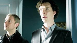 The Sign of Three - Sherlock and John