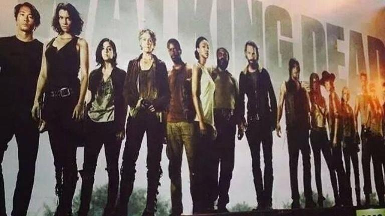 The Walking Dead Images Twd Season 5 Poster Wallpaper And Background