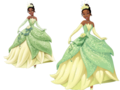 Tiana (Current and New Design's)