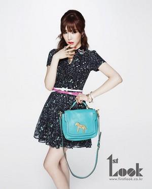 Tiffany - 1st Look Magazine