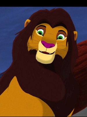 Todd Kovu and Kiara's son