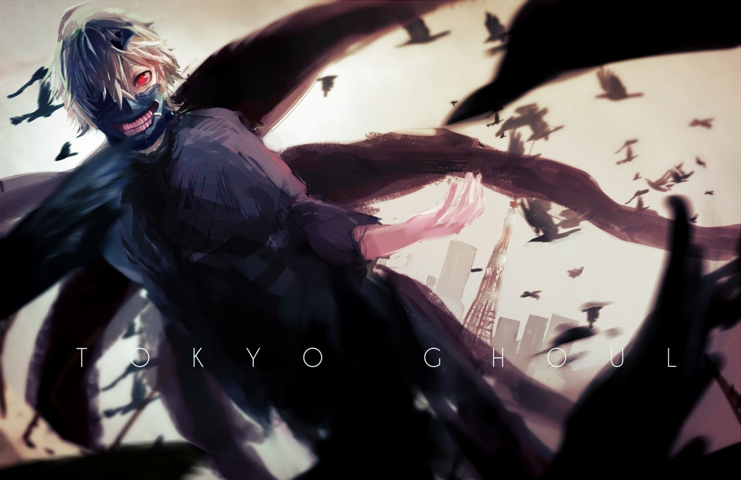 Tokyo Ghoul Images Tokyo Ghoul Hd Wallpaper And Background Photos