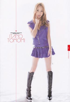 Tomochin AKB48 Sousenkyo! Mizugi Surprise Happyou