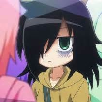 Tomoko face
