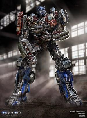 Transformers 4 Concept Art