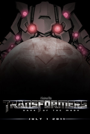 Transformers: Dark of the Moon?