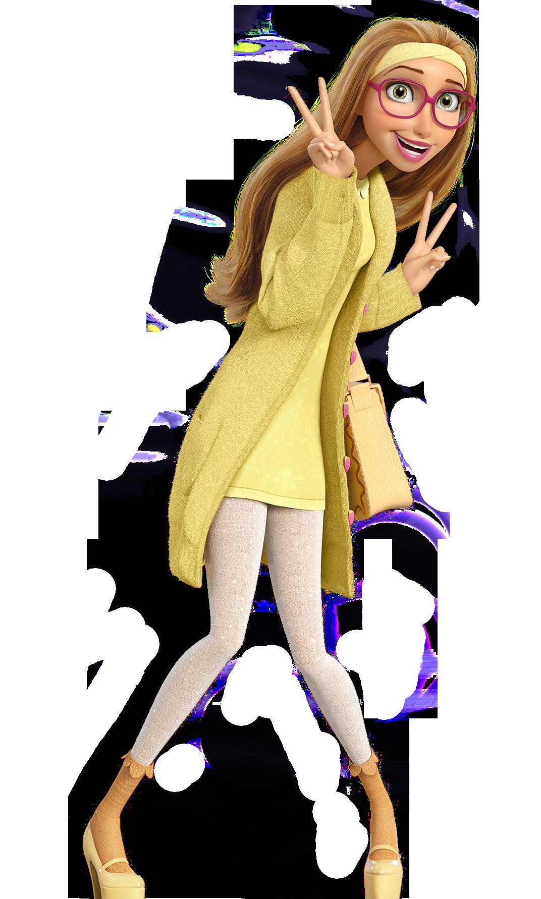 Yellow Peter Pan Collar Dress