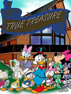 True Treasure Cover