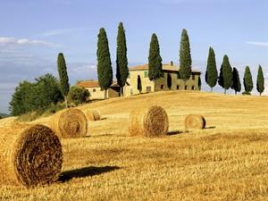 Tuscany,Italy!