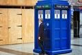 Twelve and Tardis - the-twelfth-doctor wallpaper