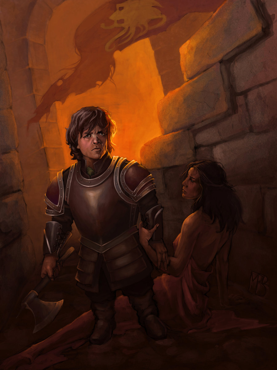 Tyrion and Shae - Game of Thrones Fan Art (37310810) - Fanpop Game Of Thrones Shae And Tyrion