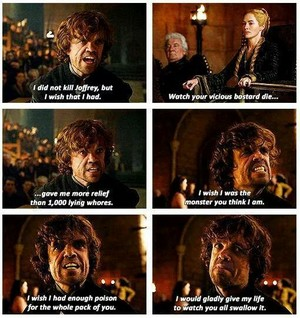 Tyrion´s epic speech