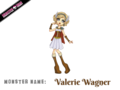 Valerie Wagner - monster-high fan art