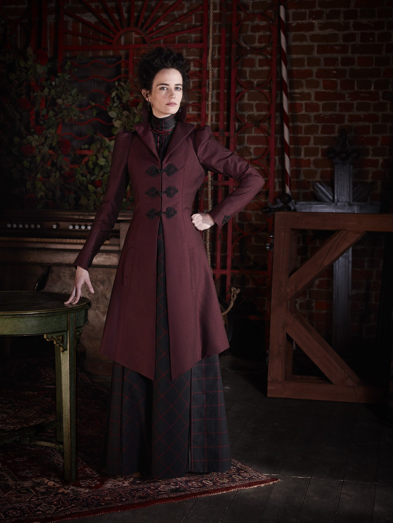 Dorian Gray Amp Vanessa Ives Images Vanessa Ives Hd Wallpaper And Background Photos 37379039