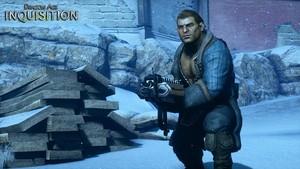 Varric Tethras - Dragon Age: Inquisition