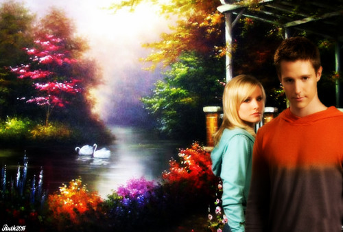 Veronica Mars wallpaper possibly with a royal palm, a beech, and a bungalow entitled Veronica