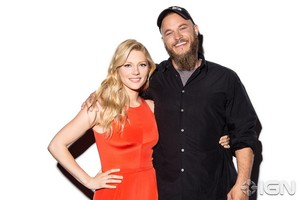 Vikings Cast // IGN