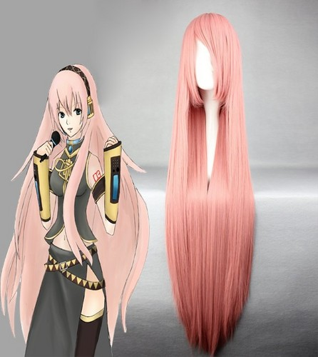 Megurine Luka wallpaper called Vocaloid Megurine Luka Cosplay wig