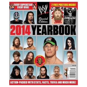 WWE Magazine - 2014 Yearbook