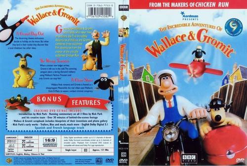 wallace und gromit dvd
