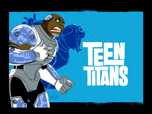 Teen Titans wallpaper containing Anime entitled wallpaper - Cyborg