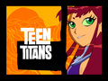 Wallpaper - Starfire - teen-titans wallpaper