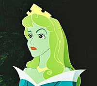 Walt Disney ikoni - Princess Aurora