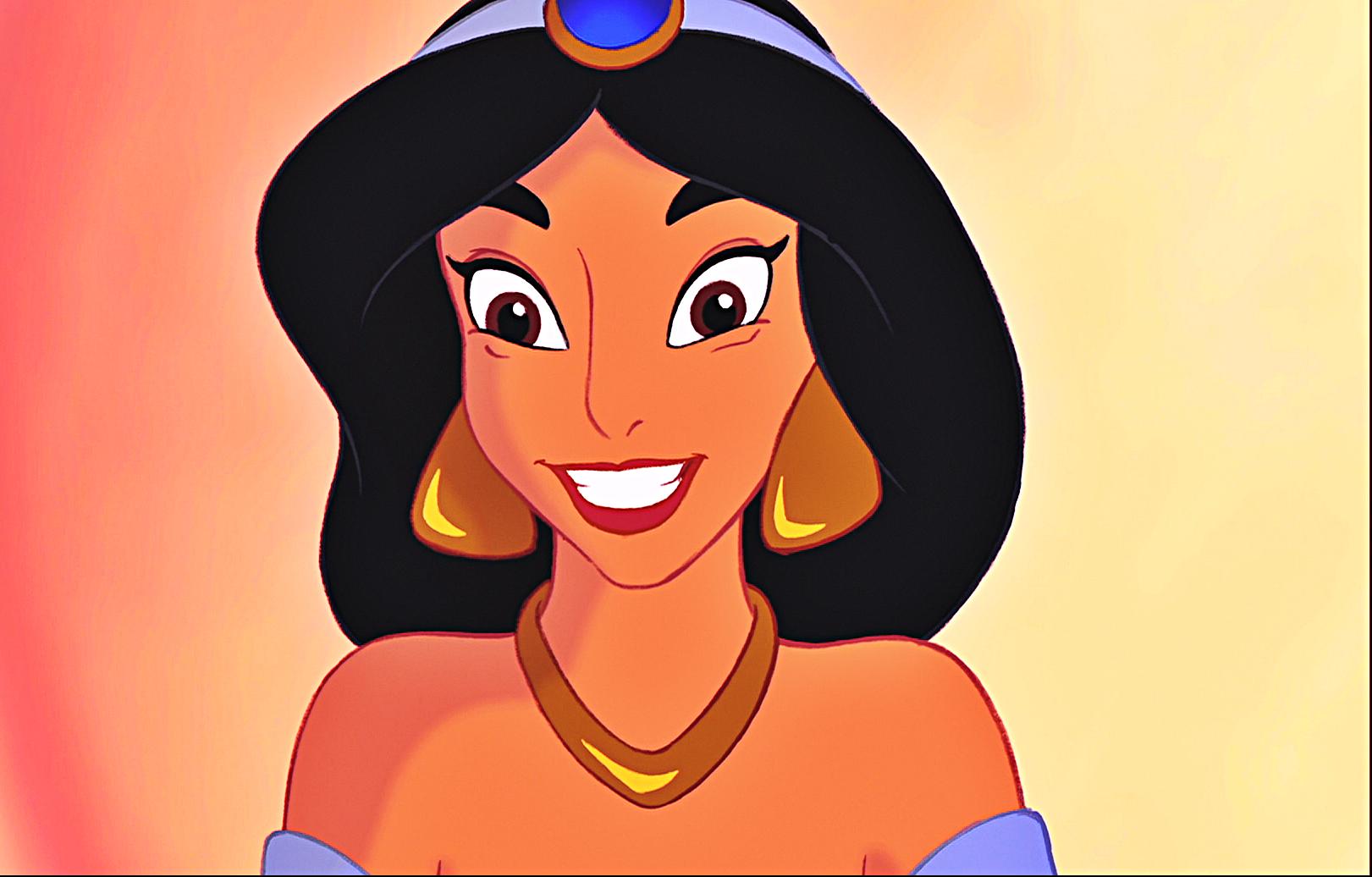 Walt 迪士尼 - Princess 茉莉, 茉莉花