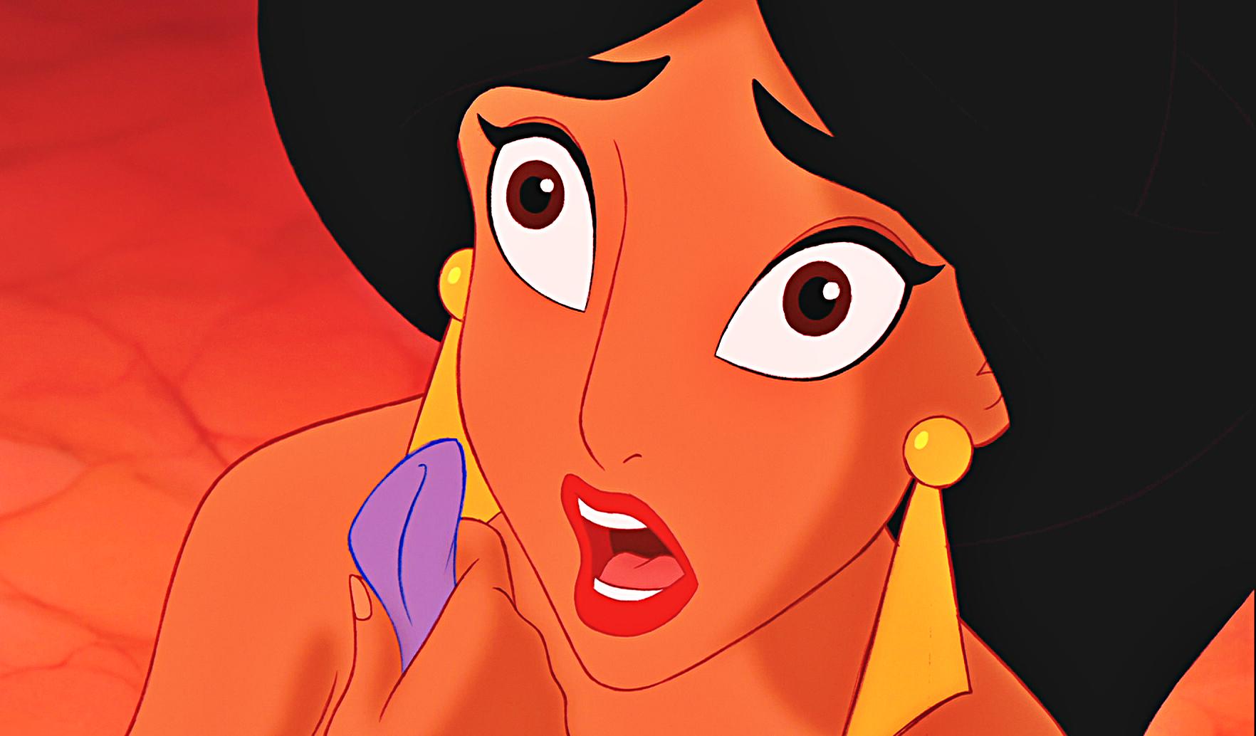 Walt 디즈니 - Princess 재스민 속, 재 스민