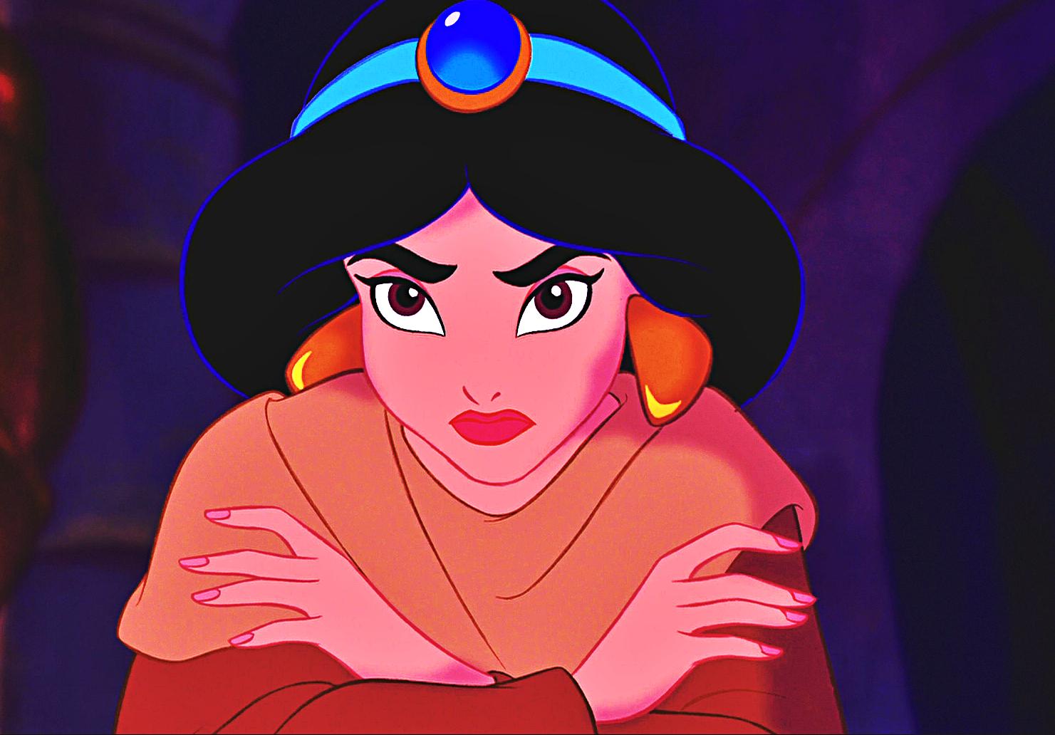 Walt डिज़्नी - Princess चमेली