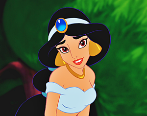 Walt Disney - Princess hoa nhài