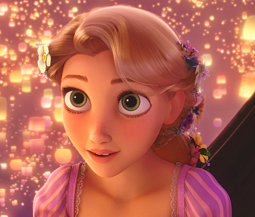Tangled پیپر وال entitled Walt Disney - Princess Rapunzel